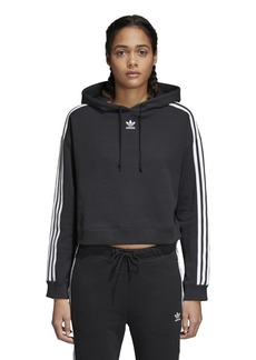 adidas Originals Women's Cropped Hoodie  L