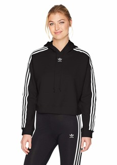 adidas Women's Cropped Hoodie  XS