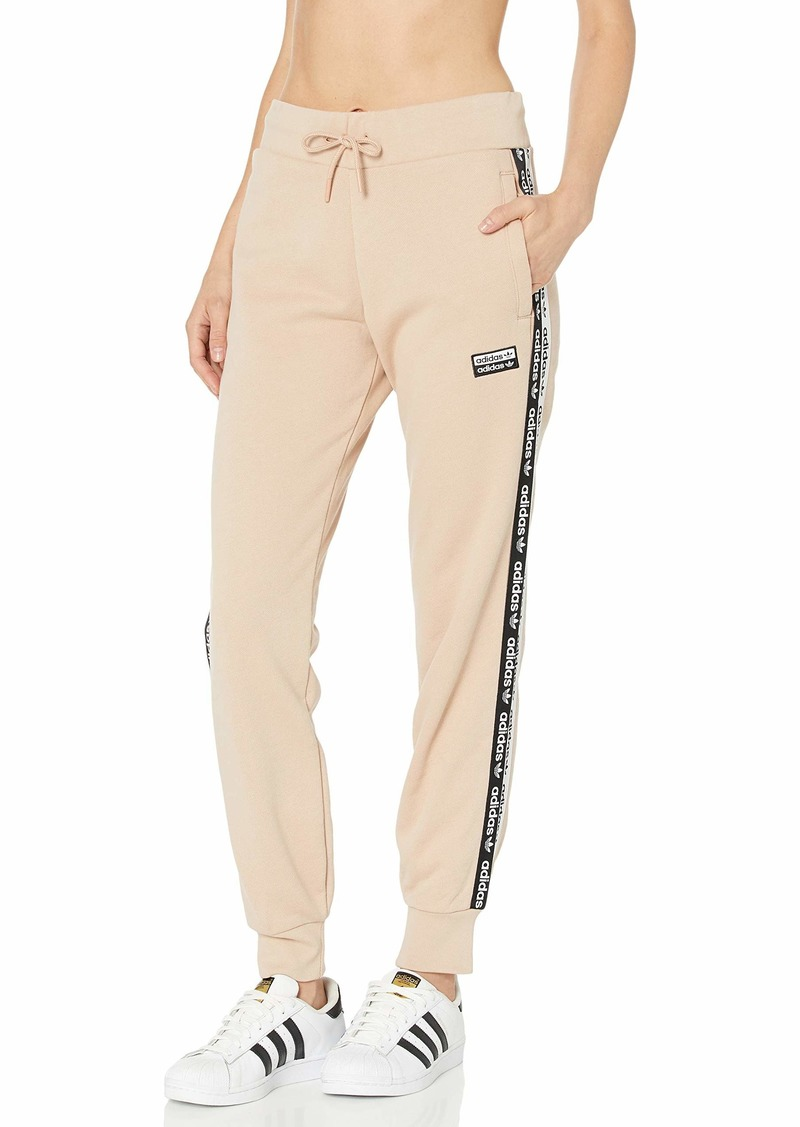 adidas Originals Women's Cuffed Pant ash pearl