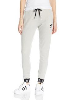 adidas Originals Women's Cuffed Track Pant  Greyash/Berlin M