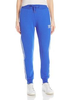 adidas Originals Women's Cuffed Track Pant  S