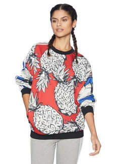 adidas Originals Women's Farm Boyfriend Sweater  XS
