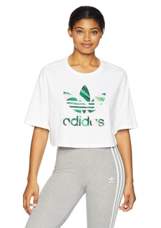 adidas Originals Women's Farm Cropped Tee  XS