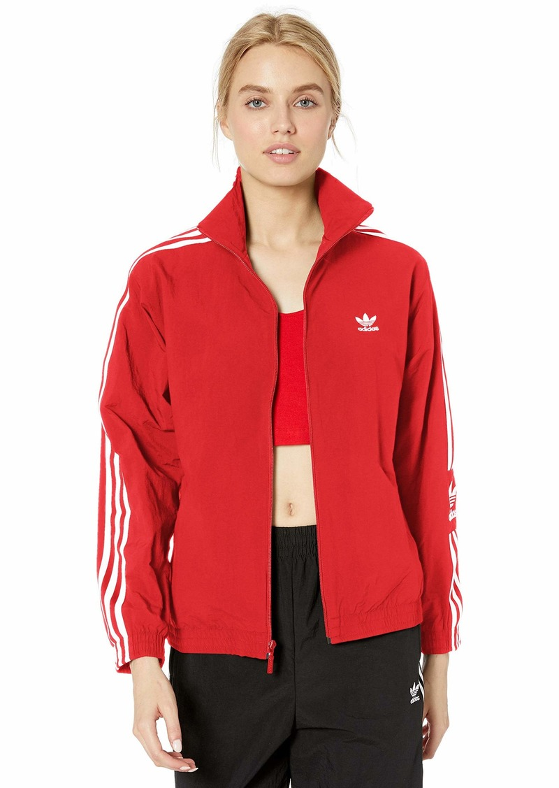 adidas Originals Women's Lock Up Track Top Jacket
