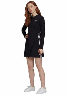 adidas Originals womens Long Sleeve Dress