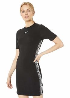 adidas Originals Women's Long Tree Dress black