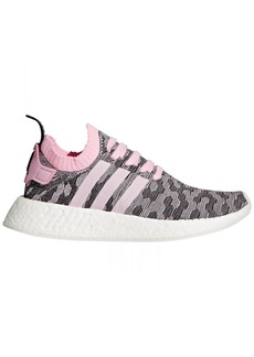 adidas Originals Women's NMD_R2 PK W Running Shoe Wonder Pink/Black  M US