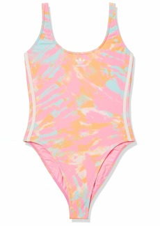 adidas Originals Women's One Piece Swim  2XS