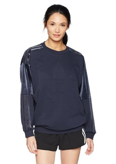 adidas Originals Women's Originals Flock Sweater  XL