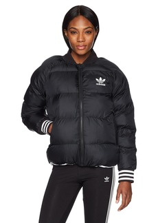 adidas Originals Women's Originals Superstar Reversible Jacket  XL