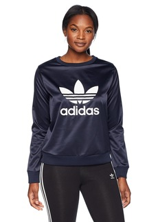 adidas Originals Women's Originals Trefoil Crew Sweatshirt  XL