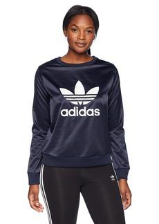 adidas Originals Women's Originals Trefoil Crew Sweatshirt  XL