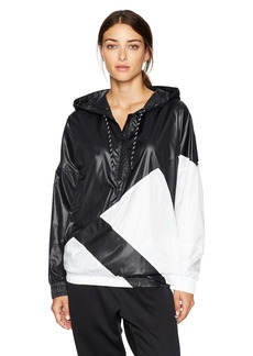 adidas Originals Women's Outerwear Eqt Windbreaker