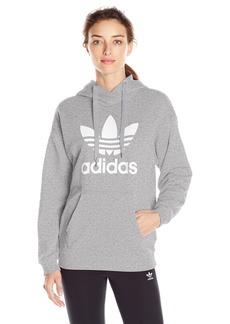 Adidas Women's Outerwear Trefoil Hoodie
