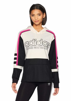 adidas Originals Women's Racing Aa-43 Hooded Sweatshirt  M