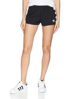 adidas Originals Women's Racing Aa-43 Shorts black XL