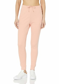 adidas Originals Women's Regular Cuffed Track Pants dust Pink