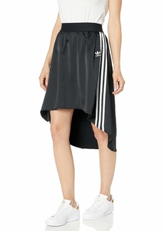 adidas Originals Women's Satin Skirt black