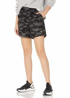 adidas Originals Women's Shorts Black