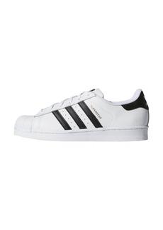 adidas Originals Women's Superstar Shoe Black/White (()