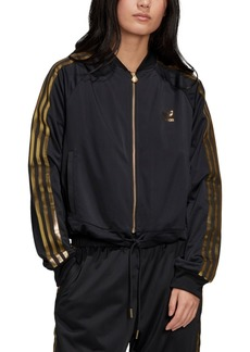 adidas Originals Women's Superstar Track Jacket 2.0