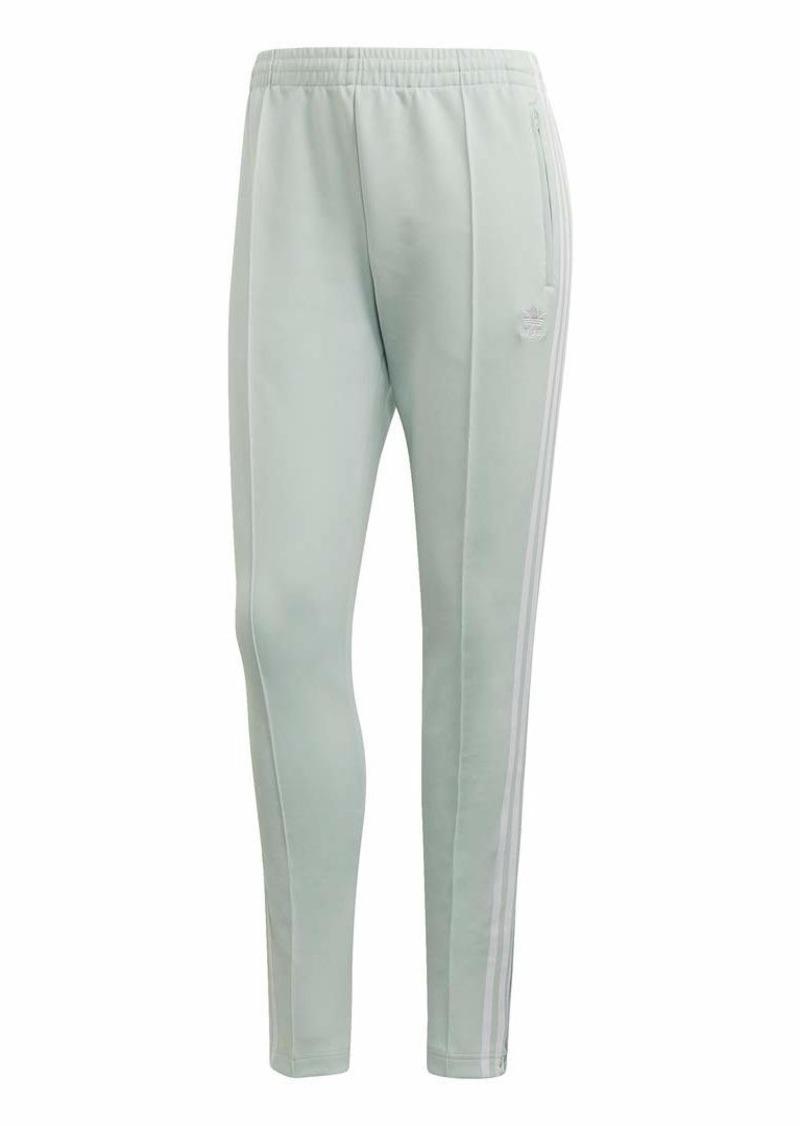 adidas Originals Women's Superstar Track Pant vapour green
