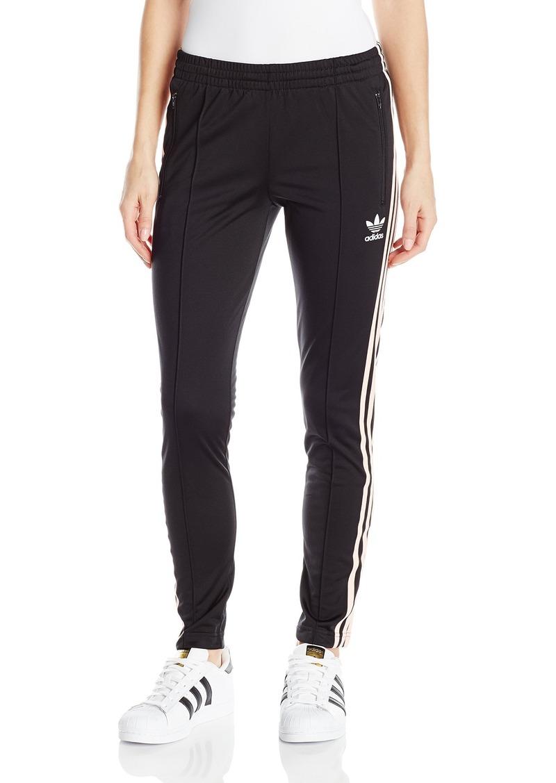 adidas Originals Women's Superstar Track Pant  XL