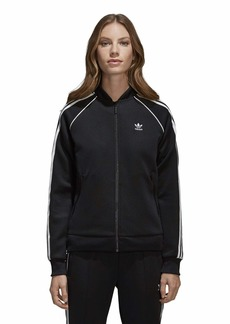 adidas Originals Women's Superstar Tracktop  XS