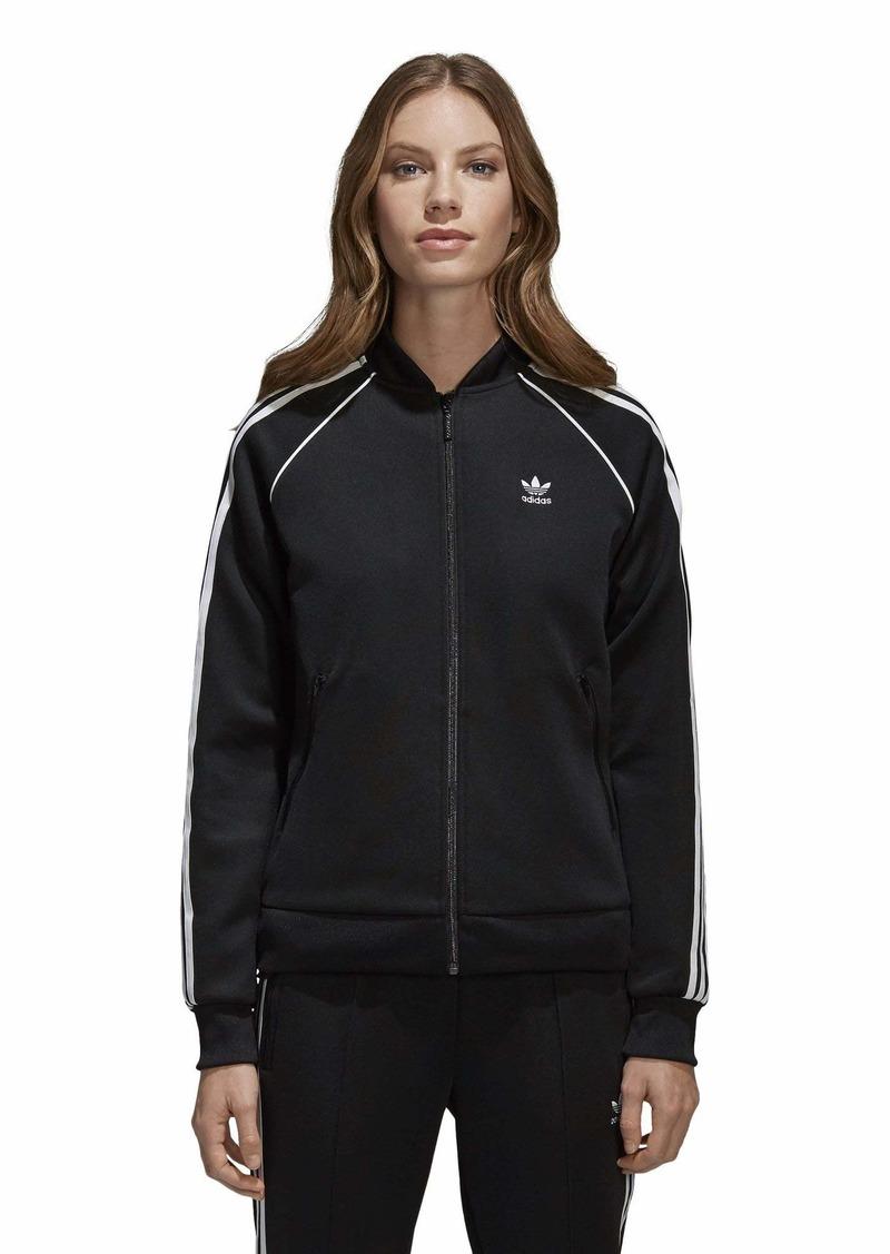 adidas Originals Women's Superstar Tracktop  XS