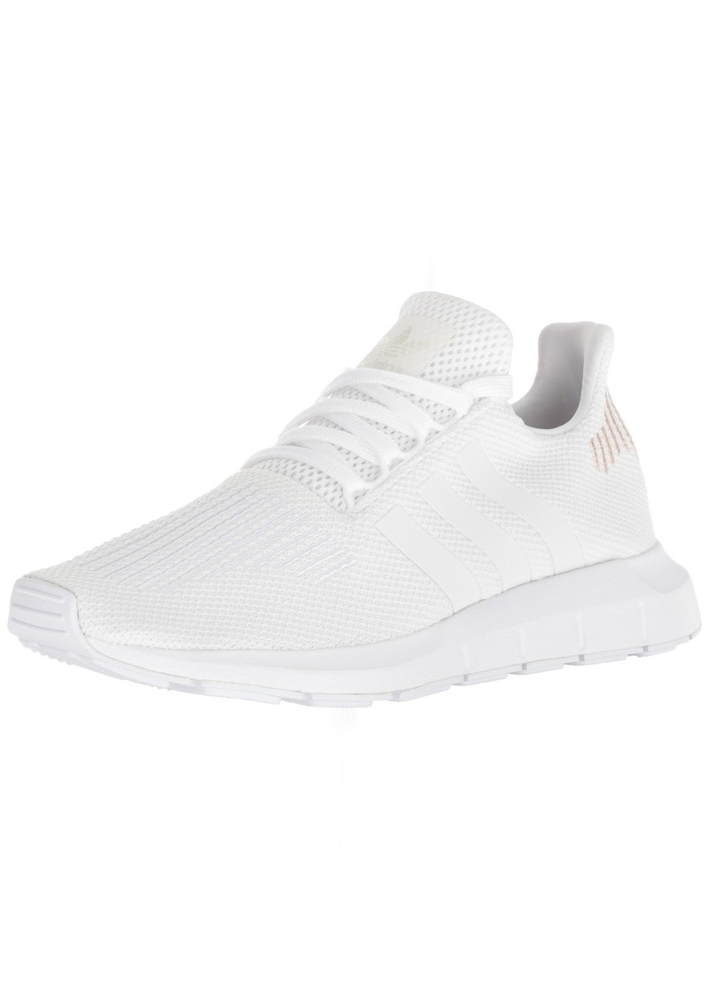 adidas Originals Women's Swift Running Shoe Crystal White  M US