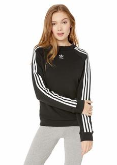 adidas Originals Women's Trefoil Crew Sweatshirt  S