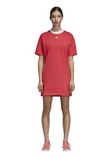 adidas Originals Women's Trefoil Dress core pink 2XS