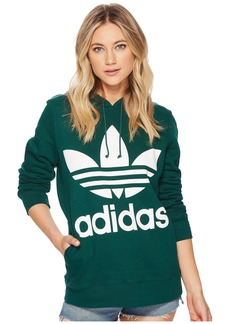 adidas Originals Women's Trefoil Hoodie  Medium