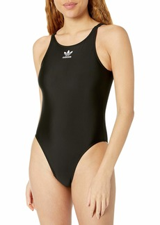 adidas Originals Women's Trefoil Swim Suit  L