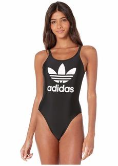 adidas Originals Women's Trefoil Swimsuit