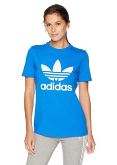 adidas Originals Women's Trefoil Tee  M
