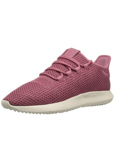 adidas Originals Women's Tubular Shadow CK Running Shoe Trace Maroon/Chalk Cloud White  M US