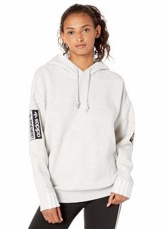 adidas Originals Women's Vertical Logo Hoodie