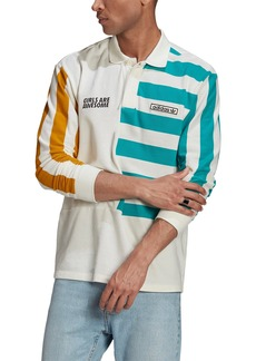 Adidas Originals X Girls Are Awesome Polo