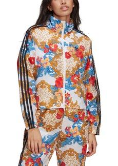 adidas Originals x HER Studio Floral Print Track Jacket