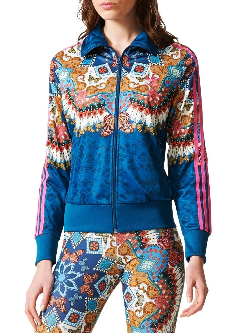 super popular cheapest lace up in Adidas adidas originals x The Farm Company Firebird Track Jacket | Outerwear