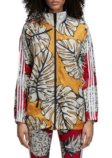 adidas Originals x The FARM Company Mixed Print Jacket