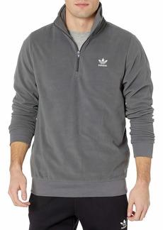 adidas OriginalsmensEssentials Half-Zip Pullover