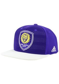 962018ac35c5d On Sale today! Adidas adidas Orlando City Sc Pink Easy Adjustable Cap