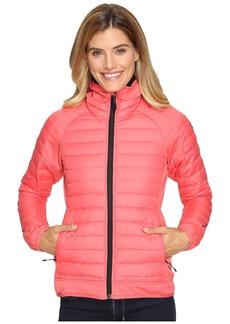 adidas Outdoor Hybrid Down Hooded Jacket