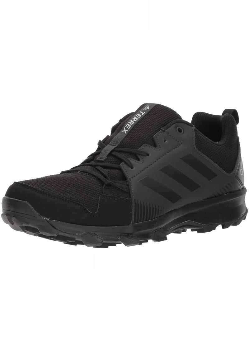 adidas outdoor Men's Terrex Tracerocker GTX Trail Running Shoe Black/Carbon  D US