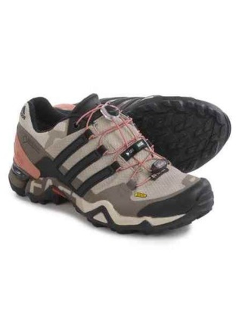 aff08df58 adidas outdoor Terrex Fast R Gore-Tex® Trail Running Shoes - Waterproof (For