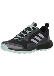 adidas outdoor Women's Terrex CMTK W Walking Shoe Black/Chalk White/ash Green  M US