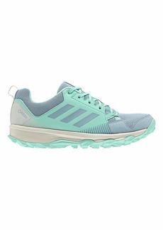adidas outdoor Women's Terrex Tracerocker GTX Trail Running Shoe ASH Grey/Clear Mint
