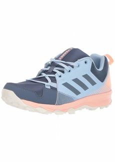 adidas outdoor Women's Terrex Tracerocker Trail Running Shoe TECH Ink/TECH Ink/Glow Pink  M US